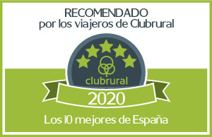 La Barcena ha sido uno de los 10 mejor valorados por los viajeros de Clubrural durante el 2020
