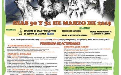 VIII Feria de Caza, Pesca y Productos Agroalimentarios de la Comarca de Liébana